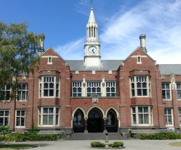 Christchurch Boys' High School
