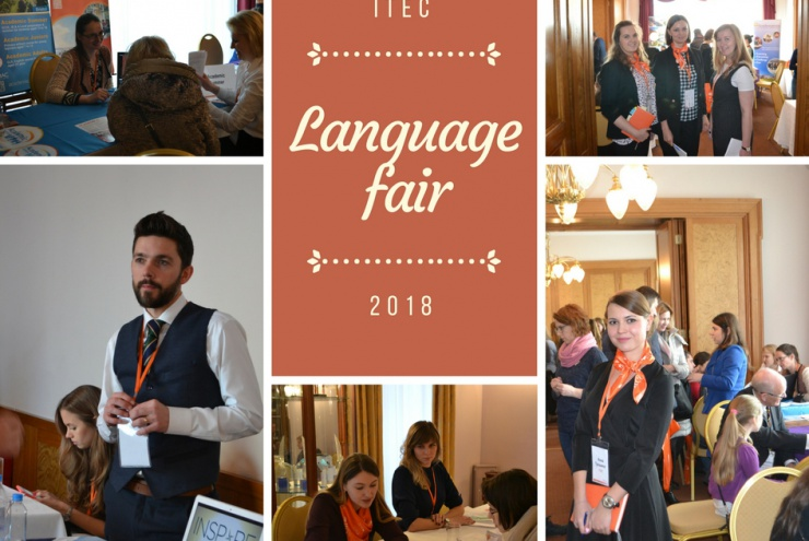 Выставка Language Fair 2018